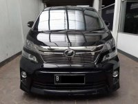 Jual Toyota Vellfire ZG Premium Sound 2013