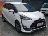 Dijual Toyota Sienta Q 2017