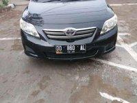 Jual Toyota Corolla Altis 1.8 MT 2010