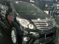 Toyota Alphard SC 2012 Dijual
