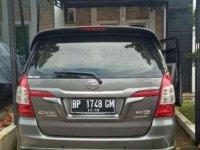 Jual Toyota Kijang Innova G Luxury 2014 Dijual