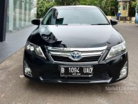 Jual Toyota Camry Hybrid 2012, KM Rendah