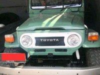 Toyota Hardtop 1977 dijual cepat
