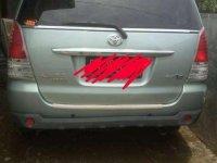 Toyota Kijang Innova  dijual cepat