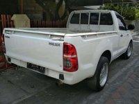 Toyota Hilux S dijual cepat