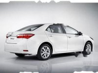 Jual Toyota Corolla Altis 2016 Manual