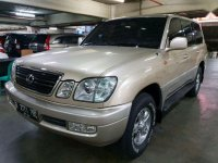 Toyota Land Cruiser V8 4.7 dijual cepat