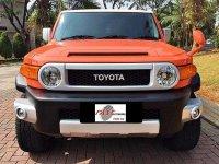 Jual Toyota FJ Cruiser 2013, KM Rendah