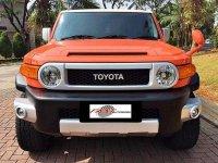 Butuh uang jual cepat Toyota FJ Cruiser 2013