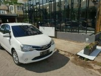 Jual Toyota Etios Valco 2015, KM Rendah