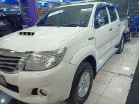Toyota Hilux D-4D dijual cepat