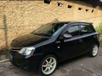 Toyota Etios Valco 2015 bebas kecelakaan