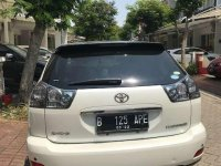 Jual Toyota Harrier 2012 Automatic