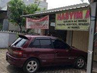 Toyota Starlet 1997 bebas kecelakaan