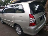 Jual Toyota Kijang 2012 Manual