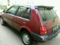 Toyota Starlet 1989 bebas kecelakaan