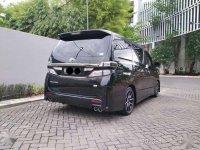 Jual Toyota Vellfire 2014, KM Rendah