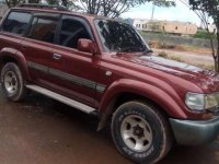 Jual Toyota Land Cruiser 1995 Automatic