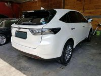 Jual Toyota Harrier 2011 Automatic