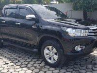 Butuh uang jual cepat Toyota Hilux 2017