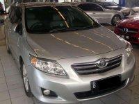Jual Toyota Corolla Altis 2009 harga baik