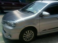Jual Toyota Etios 2014 Manual