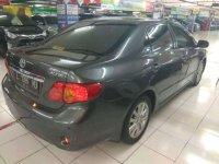 Toyota Altis 2008 dijual cepat