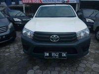 Toyota Hilux 2017 bebas kecelakaan