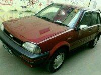 Jual Toyota Starlet 1989, KM Rendah