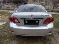 Toyota Altis 2008 bebas kecelakaan
