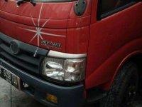 Toyota Dyna 2014 bebas kecelakaan