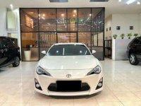 Toyota 86 2015 bebas kecelakaan