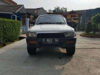 Toyota Kijang Pick Up 1988 bebas kecelakaan