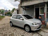 Toyota Etios Valco  dijual cepat