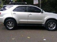 Toyota Fortuner 2006 bebas kecelakaan