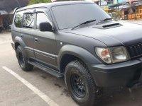 Toyota Land Cruiser 1998 bebas kecelakaan