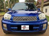 Jual Toyota RAV4 2001 harga baik