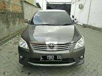 Butuh uang jual cepat Toyota Kijang 2012