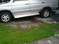 Toyota Kijang SX bebas kecelakaan