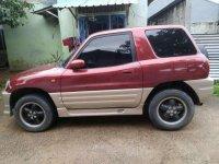 Jual Toyota RAV4 1995, KM Rendah