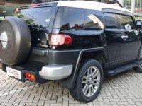 Toyota FJ Cruiser 2013 bebas kecelakaan