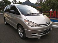 Jual Toyota Previa 2002 Automatic