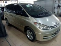 Jual Toyota Previa 2001 Automatic