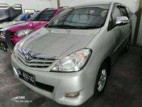 Toyota Innova 2010 bebas kecelakaan