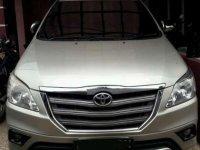 Jual Toyota Innova 2014 harga baik