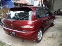 Butuh uang jual cepat Toyota Starlet 1995