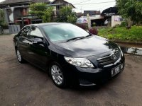 Jual Toyota Altis 2009 Manual