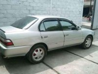 Toyota Corolla 1.2 Manual bebas kecelakaan