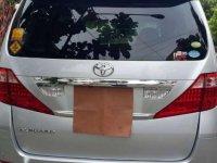 Toyota Alphard 2008 bebas kecelakaan