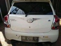 Jual Toyota Etios 2014 Manual